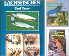 Angeln, Fischfang, Aquaristik u.a. Sammlung erstellt von Hübner Einzelunternehmen