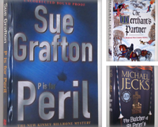 Crime & Mystery Curated by Earthborn Books