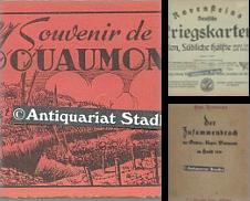 1. Weltkrieg Sammlung erstellt von Antiquariat im Kloster