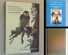 Anthropologie Sammlung erstellt von Antiquariat Sander