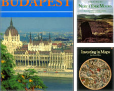 Travel Guides, maps Curated by Godley Books