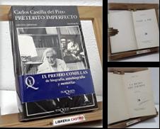 1ª Ediciones de Librería Castro