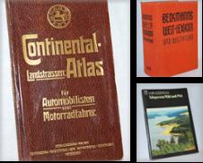 Atlas Sammlung erstellt von Antiquariat partes antiquares