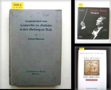 Kulturgeschichte Sammlung erstellt von Augusta-Antiquariat GbR