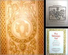 Bibliophile u. schöne Bücher Sammlung erstellt von Jürgen Noffz