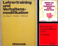 Geisteswissenschaft Sammlung erstellt von Arbeitskreis Recycling e.V.