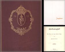 Firmengeschichte Sammlung erstellt von Antiquariat Hohmann