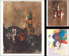 Drucke Abstrakt dekor Sammlung erstellt von Art Edition-Fils GmbH