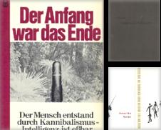 Anthropologie Sammlung erstellt von Antiquariat Kaner & Kaner GbR