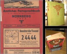 Adressbücher Sammlung erstellt von Antiquariat Carl Wegner
