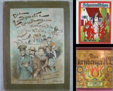 Bilderbücher Sammlung erstellt von Wolfgang Kohlweyer