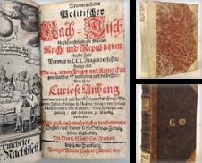Alte Drucke des 17. Jahrhunderts Sammlung erstellt von Buch & Consult Ulrich Keip