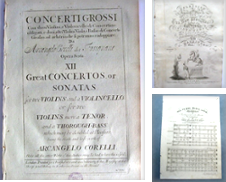 Engraved sheet music pre-1850 Curated by At the Sign of the Pipe