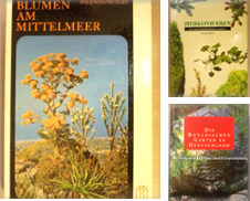 Botanik Sammlung erstellt von Antiquariat Bernhard