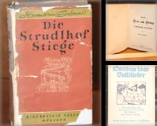 Erstausgaben Sammlung erstellt von Simon Hausstetter