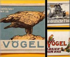 Abziehbilder antik Sammlung erstellt von ANTIQUARIAT H. EPPLER
