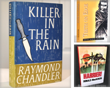 Crime and Mystery Curated by 5 sellers