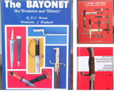 Edged Weapons Curated by John Simmer Gun Books +