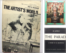 Art (Painting, Drawing & Sculpture) Curated by Hang Fire Books