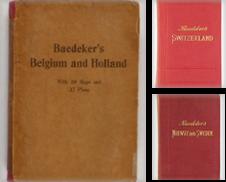 Baedeker, englische Ausgaben Sammlung erstellt von Unterwegs Antiquariat M.-L. Surek-Becker
