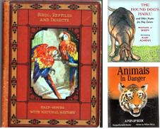 Animals Curated by Books of Aurora, Inc.