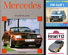 Autos Sammlung erstellt von Versandantiquariat Dirk Buchholz