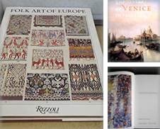 Art Curated by Gavin's Books