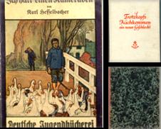 Abenteuer- und Jugendbücher Sammlung erstellt von Versandantiquariat Bernd Keßler