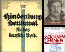 Biographie Sammlung erstellt von Bücher & Meehr