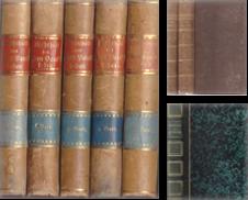 Belletristik (Literatur des 19. Jahrhunderts) Sammlung erstellt von Altstadt Antiquariat Goslar