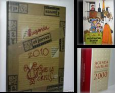 Agenda Proposé par Librería Maestro Gozalbo