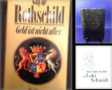 Biographien Sammlung erstellt von nostalgie-salzburg