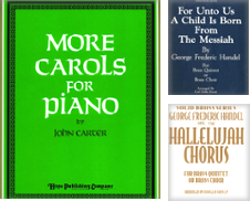 Christmas Sheetmusic Curated by Snow Crane Media