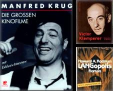 Biografien Sammlung erstellt von Abrahamschacht-Antiquariat Schmidt