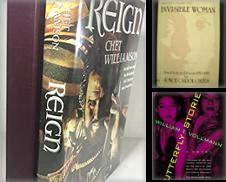Fiction Curated by Vagabond Books, A.B.A.A.