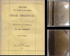 Beaux livres Curated by Librairie des Liserons, etc...