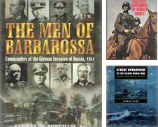 Military History Curated by Richard J. Lindsey, Bookseller
