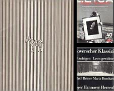 Ausstellungskataloge Sammlung erstellt von Versandantiquariat Boller
