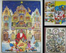 Adventskalender, Weihnachten Sammlung erstellt von Wolfgang Kohlweyer
