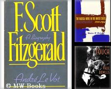 American literature Sammlung erstellt von Willis Monie-Books, ABAA