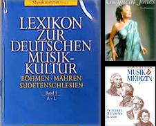 Musik allgemein Sammlung erstellt von Hans Lugmair