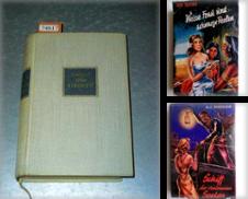 Abenteuer-Romane Sammlung erstellt von Phoenix Antiquariat & Autographen
