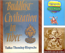 Buddhism Curated by The Bookseller