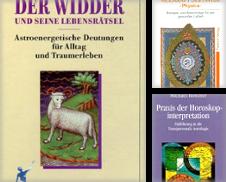 Astrologie Sammlung erstellt von Antiquariat Dr. Josef Anker