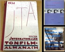 Film Sammlung erstellt von Antiquariat Cassel & Lampe Gbr