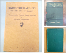 Literature Curated by Kernaghan Books      PBFA