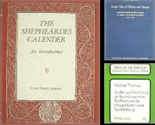 Anglistik Sammlung erstellt von Antiquariat Richart Kulbach