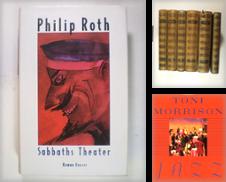 Amerikanische Literatur Sammlung erstellt von Buchfink Das fahrende Antiquariat