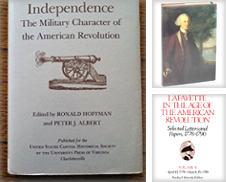 American Revolution Curated by Friends of the Lubbock Public Library