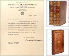 History, Culture & Ideas Curated by Manhattan Rare Book Company, ABAA, ILAB